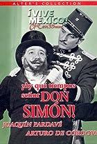 Image of ¡Ay, qué tiempos señor don Simón!