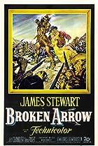 Broken Arrow (1950) Poster