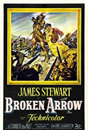 Broken Arrow(1950) Poster - Movie Forum, Cast, Reviews
