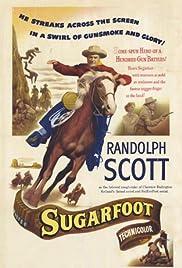 Sugarfoot Poster