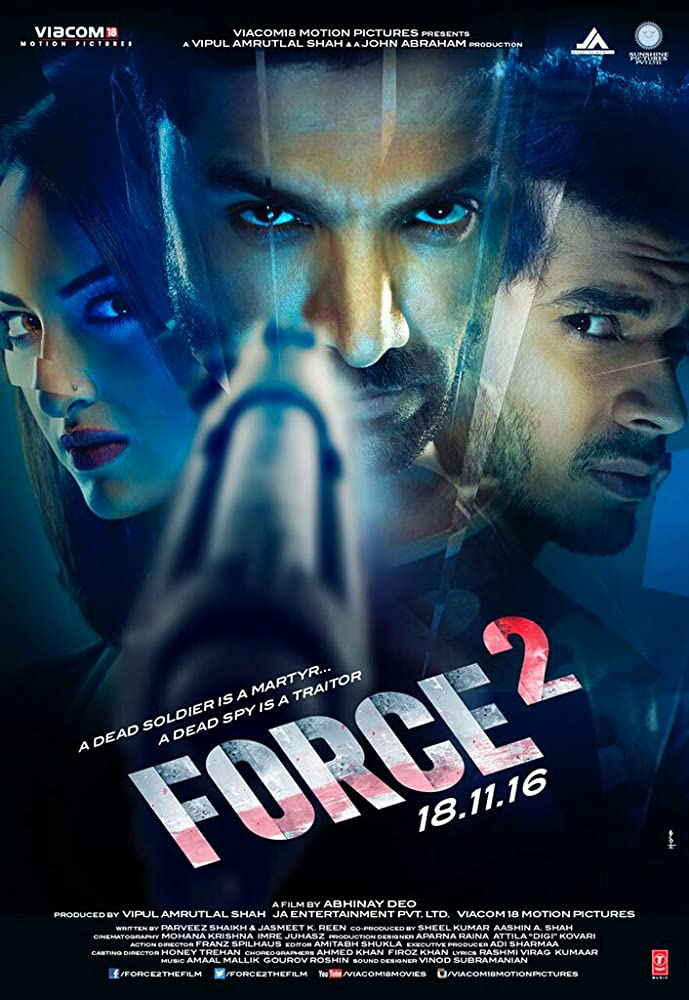 Force 2 2016 720p HEVC WEB-DL x265 700MB