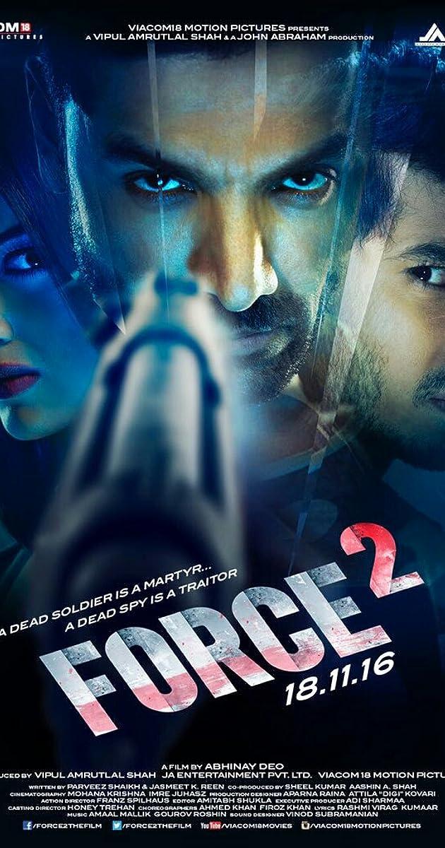 Force 2 (2016) Bluray 720p 1080p