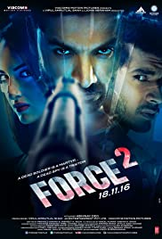 Force 2 (2016) 2CD – DesiSCR – x264 – AC3 5.1 – DUS  1 .48 GB