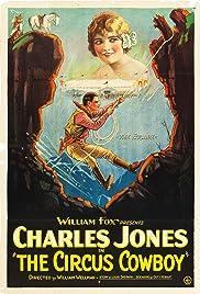 The Circus Cowboy Poster