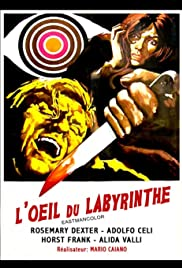 Eye in the Labyrinth Poster