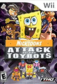 Nicktoons: Attack of the Toybots Poster