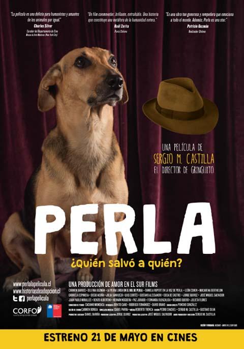 Perla, la película