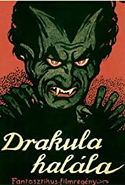 Dracula's Death Poster