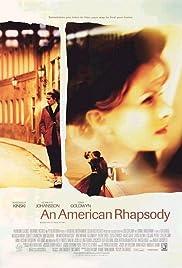 An American Rhapsody Poster