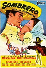 Sombrero (1953) Poster - Movie Forum, Cast, Reviews