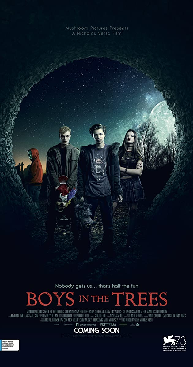Boys in the Trees (2016) - IMDb