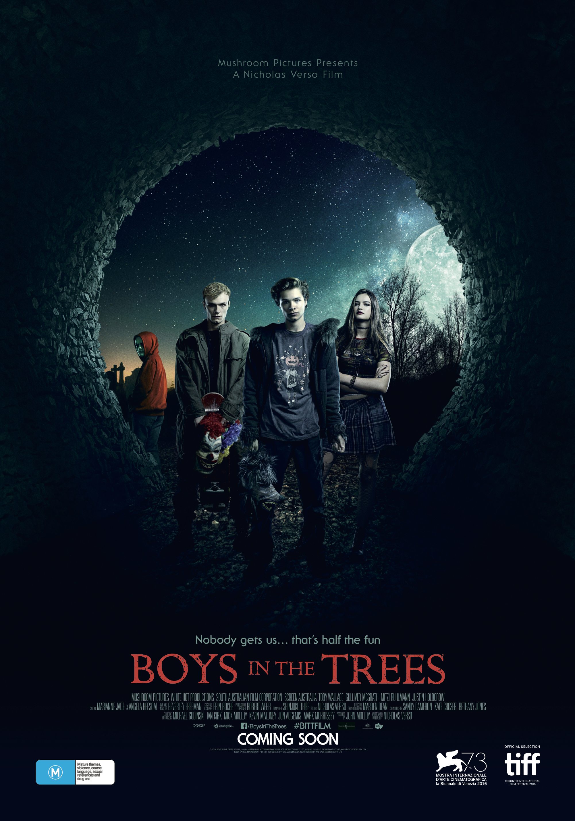 image Boys in the Trees Watch Full Movie Free Online
