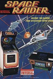 Space Raider Poster