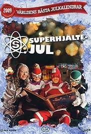 Superhjältejul Poster