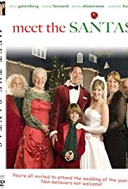 Meet the Santas Poster