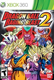 Dragon Ball: Raging Blast 2 Poster