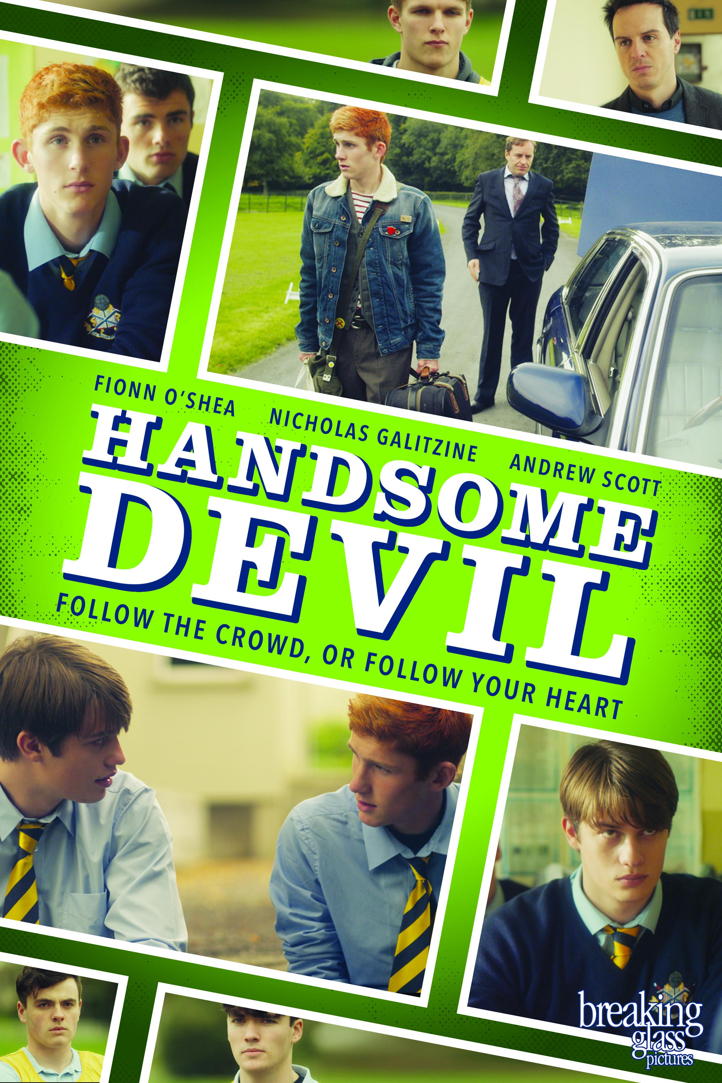 Handsome Devil (2016) - IMDbPro