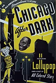 Chicago After Dark Poster