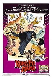 Kung Fu Mama Poster