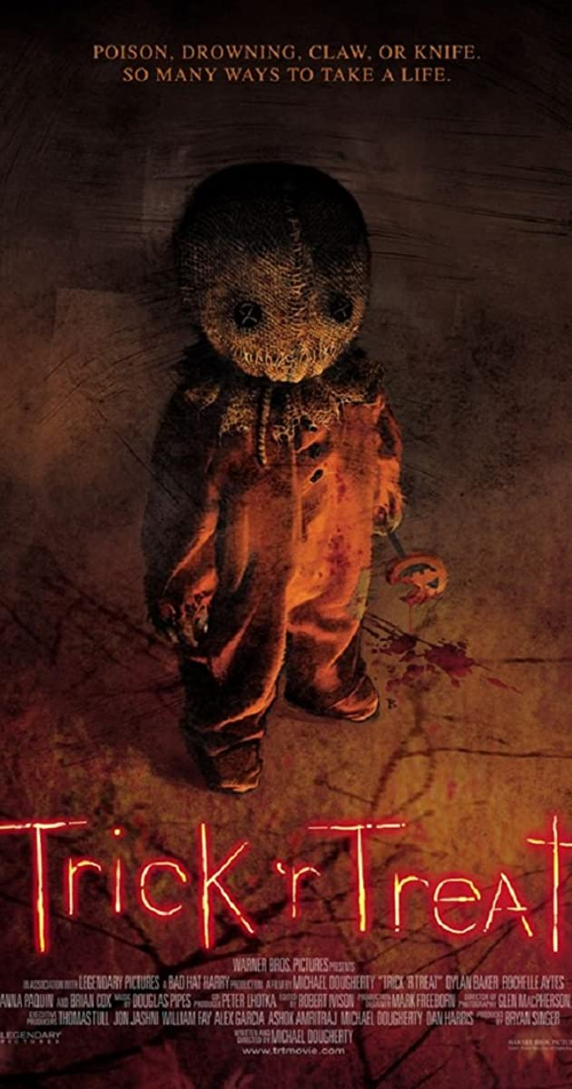 trick r treat 2007 imdb - Top 10 Scary Halloween Movies