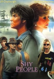 Shy People Poster