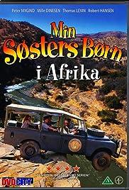 Min søsters børn i Afrika Poster