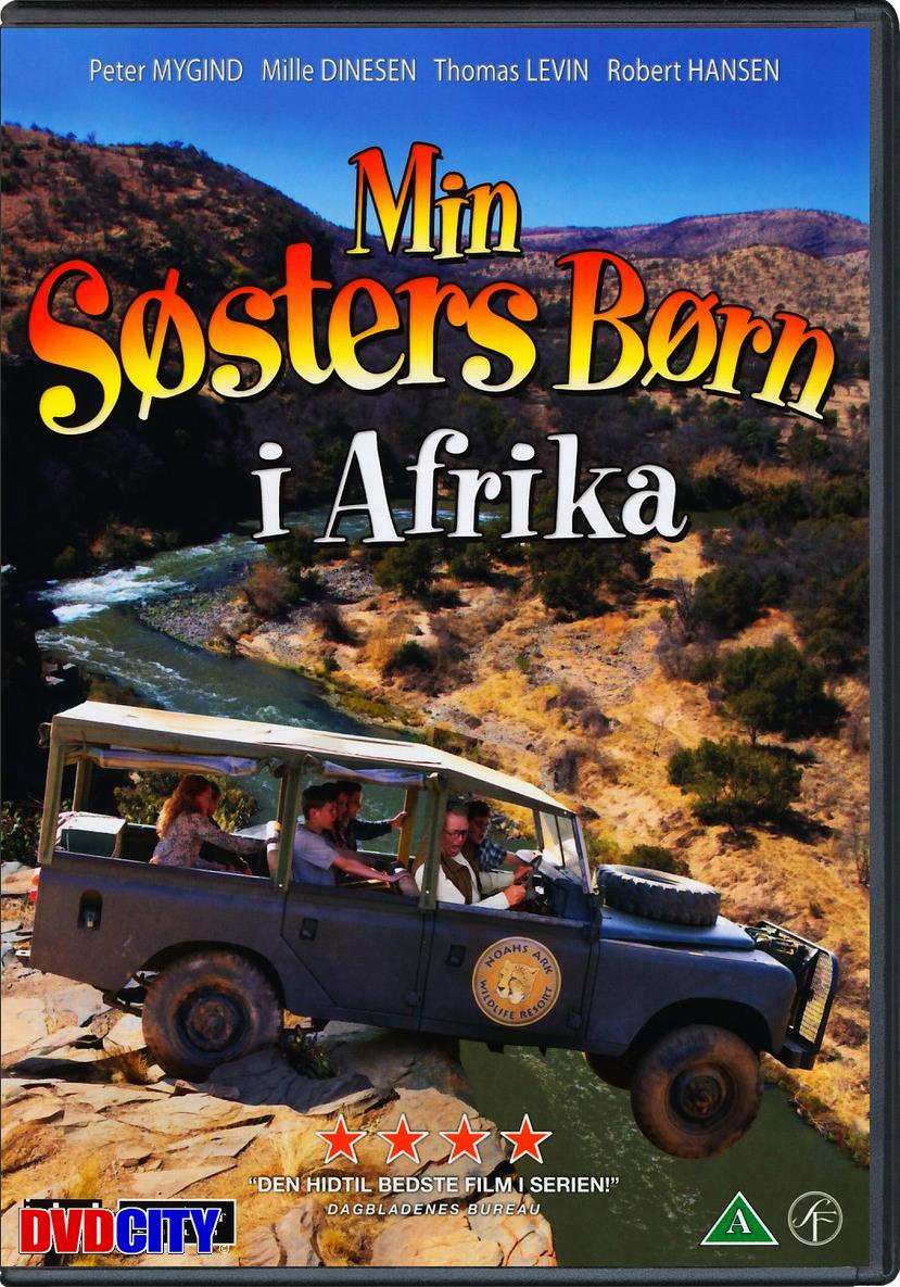 image Min søsters børn i Afrika Watch Full Movie Free Online