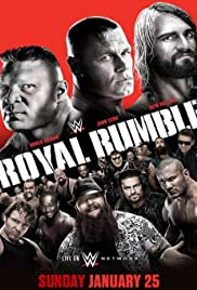 WWE Royal Rumble (2015) Poster - TV Show Forum, Cast, Reviews