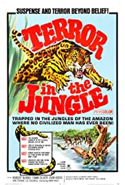 Terror in the Jungle (1968) Poster - Movie Forum, Cast, Reviews