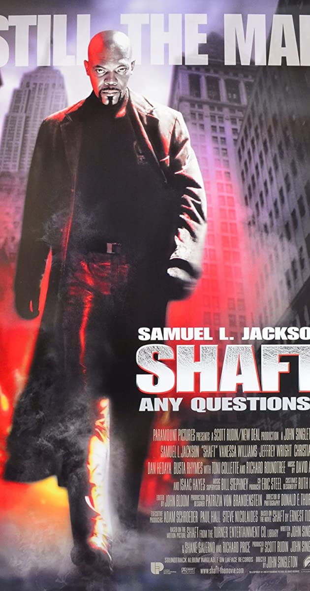 shaft 2000 imdb