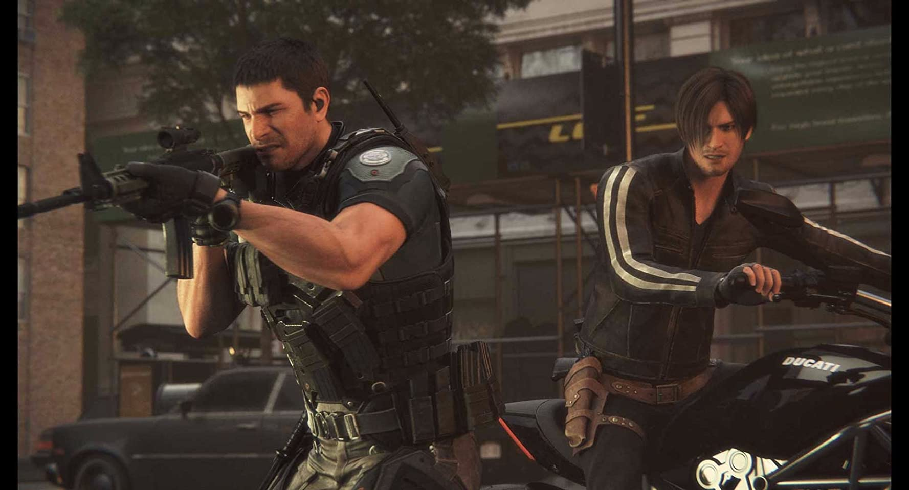 Resident Evil Vendetta Zombies And Gun Fu Thegeek Games