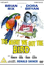 The Night We Got the Bird Poster