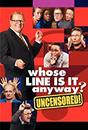 Whose Line Is It Anyway? Poster - TV Show Forum, Cast, Reviews