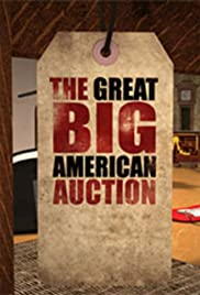 Great Big American Auction Poster