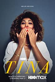 TINA (2021) poster