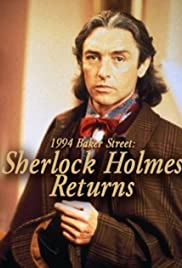 Sherlock Holmes Returns (1993) Poster - Movie Forum, Cast, Reviews