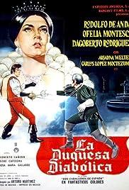 La duquesa diabólica Poster