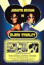 Black Starlet Poster