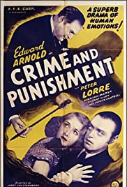 Crime and Punishment (1935) Poster - Movie Forum, Cast, Reviews