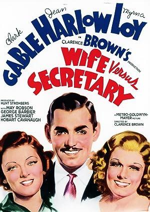 Wife vs. Secretary poster
