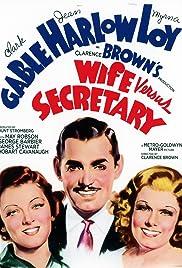 Wife vs. Secretary(1936) Poster - Movie Forum, Cast, Reviews