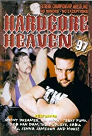 ECW Hardcore Heaven '97 Poster