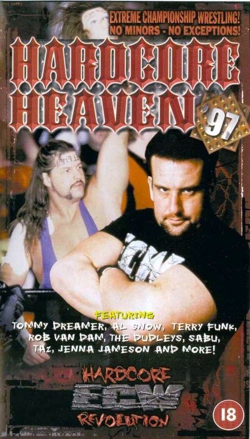ECW Hardcore Heaven '97 (1997) (V) Watch Full Movie Free Online