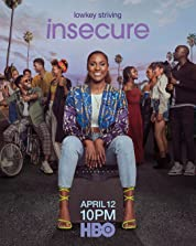 Insecure - Season 5 (2021) poster