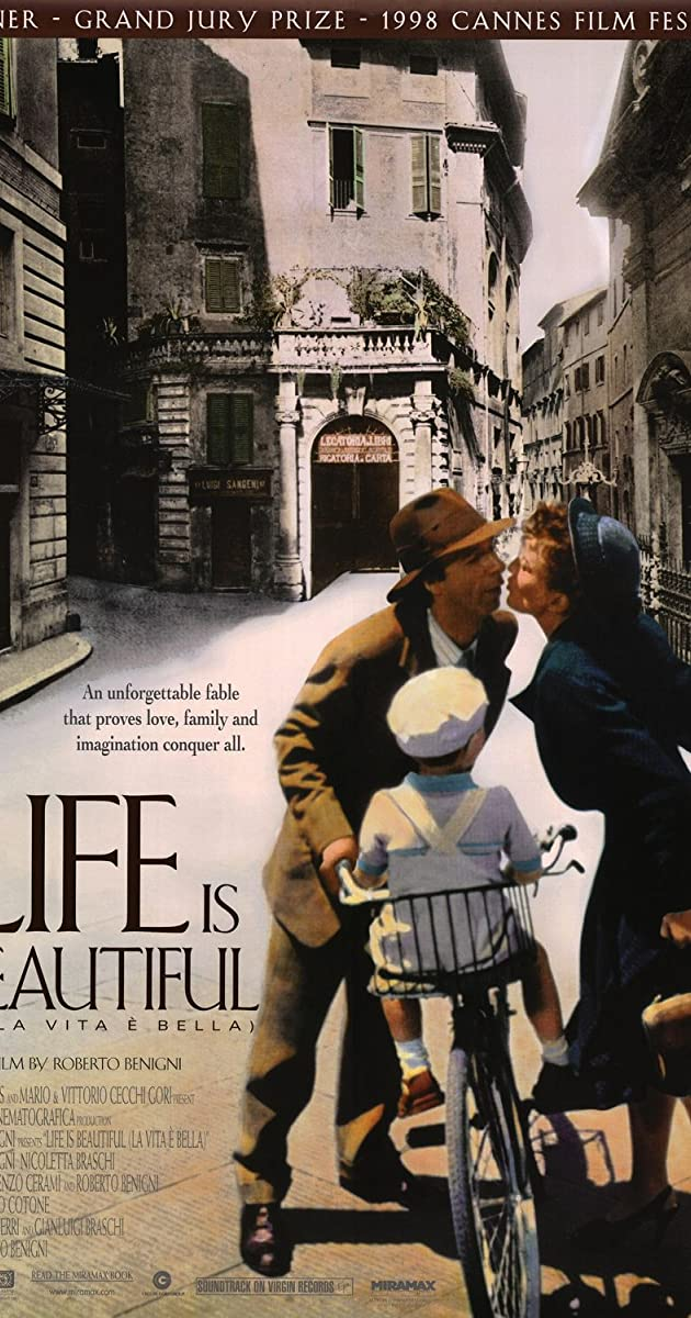 Gyvenimas yra gražus / Life is Beautiful (1997) Online