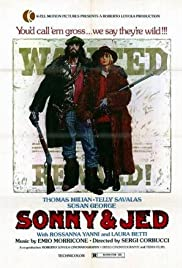Sonny and Jed Poster