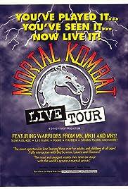 Mortal Kombat: The Live Tour Poster