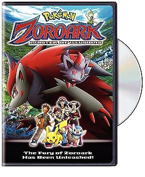 Pokemon: Zoroark: Master of Illusions (2010)  Download on Vidmate