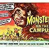 Arthur Franz, Joanna Moore, and Judson Pratt in Monster on the Campus (1958)