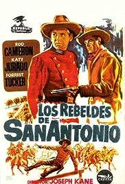 San Antone Poster
